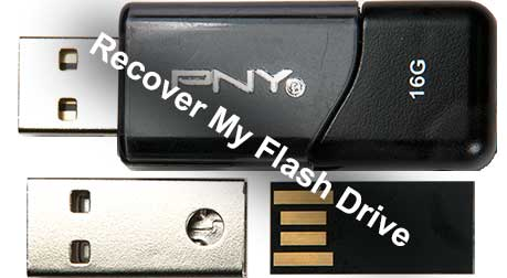 PNY Monolithic Flash Drive Breakaway