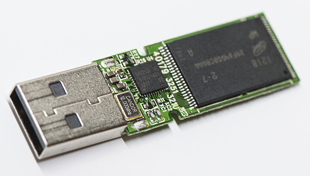 Lexar 16GB PCB & Controller